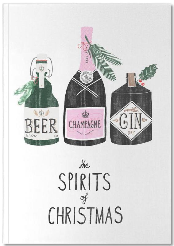 Spirit of Christmas No. 4 Notebook