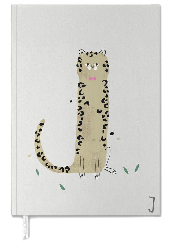 Kunst voor kinderen, Alfabet en letters, Jaguars, ABC Kids - J agenda