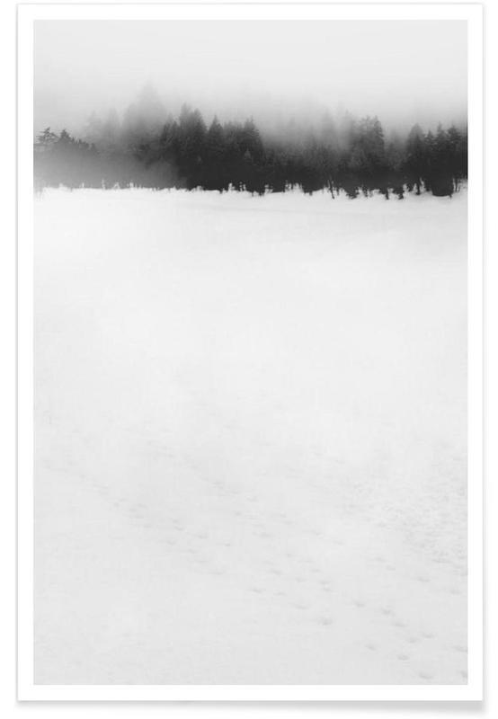 Abstract Landscapes, Landscape No. 30 Poster