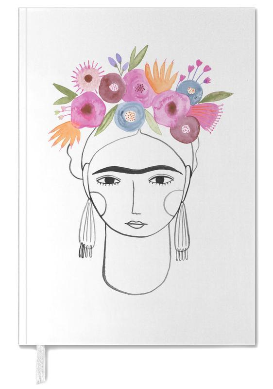 Beautiful Frida Personal Planner