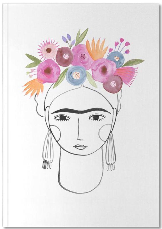 Beautiful Frida Notebook