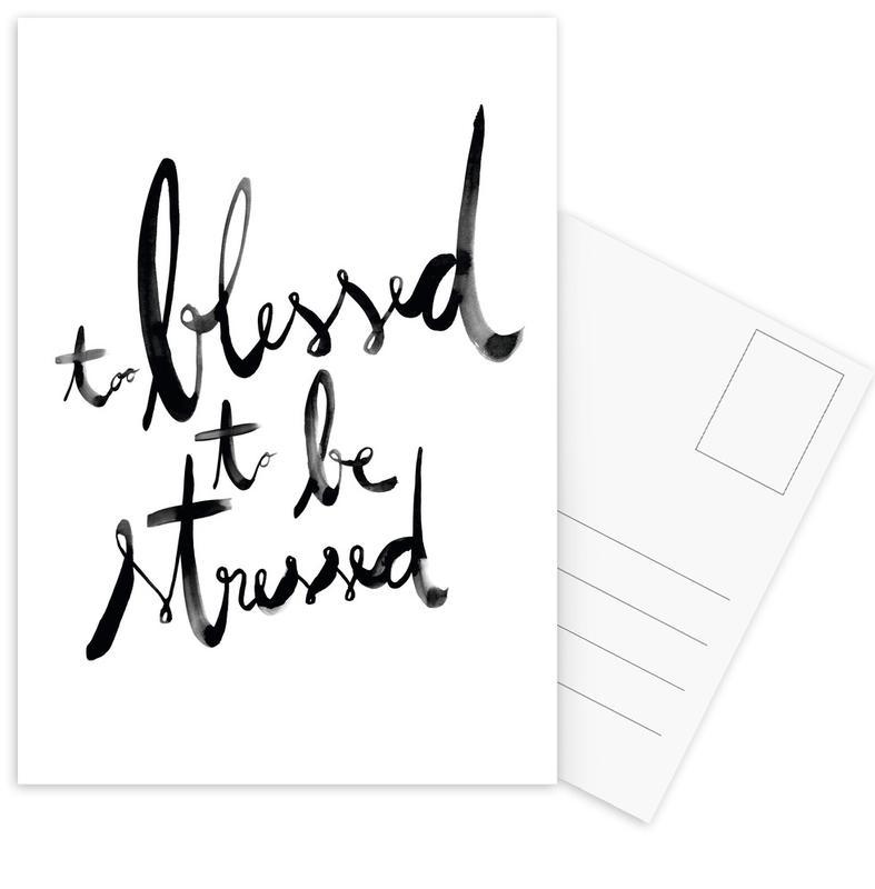 Blessed Postcard Set