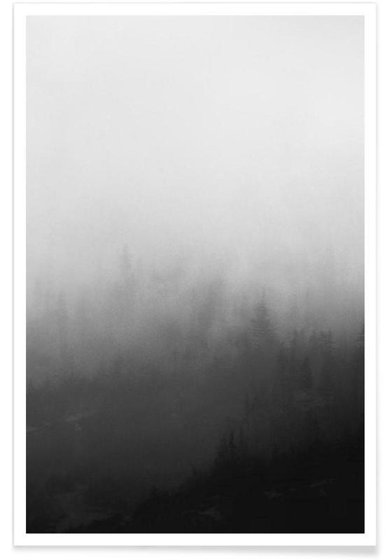 Abstract Landscapes, Landscape No. 31 Poster
