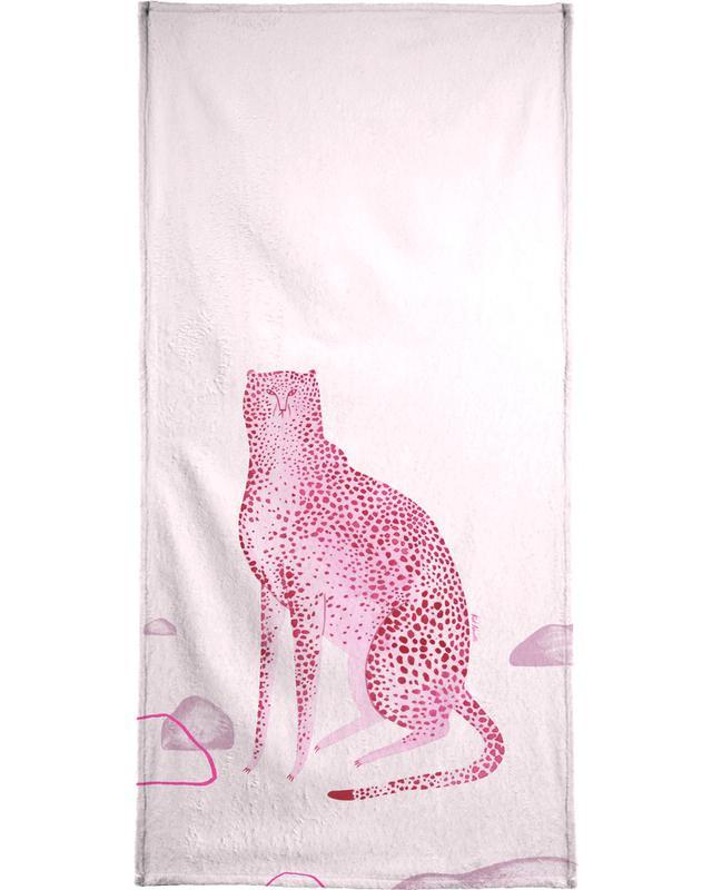 Wild Cats No.1 Bath Towel