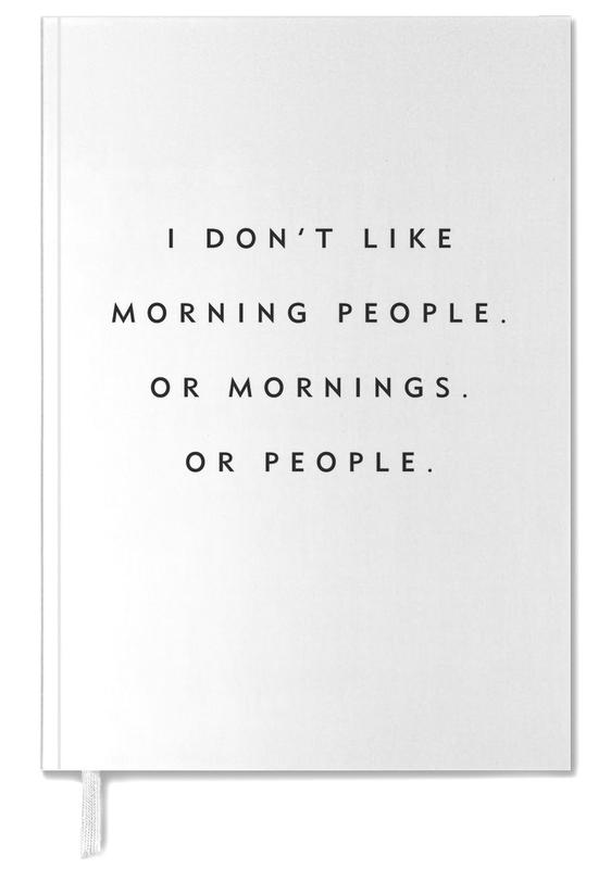 Morning People Personal Planner