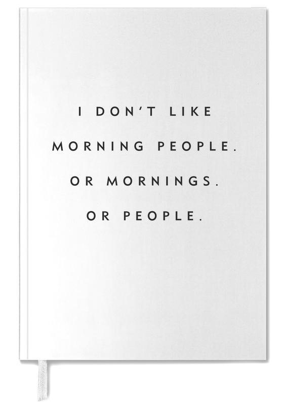 Morning People -Terminplaner