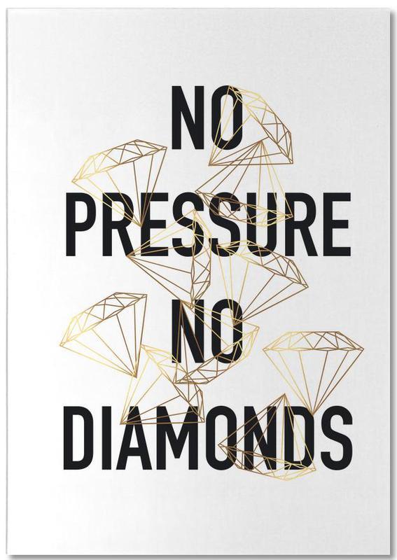 No Pressure Notepad