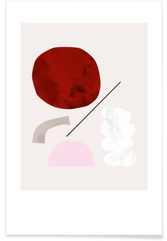 , Scandi Style 03 -Poster