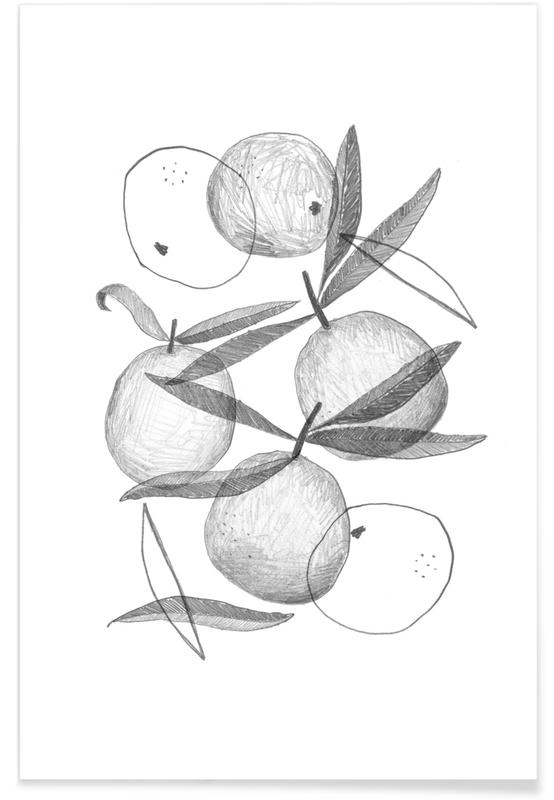 , Clementines Poster