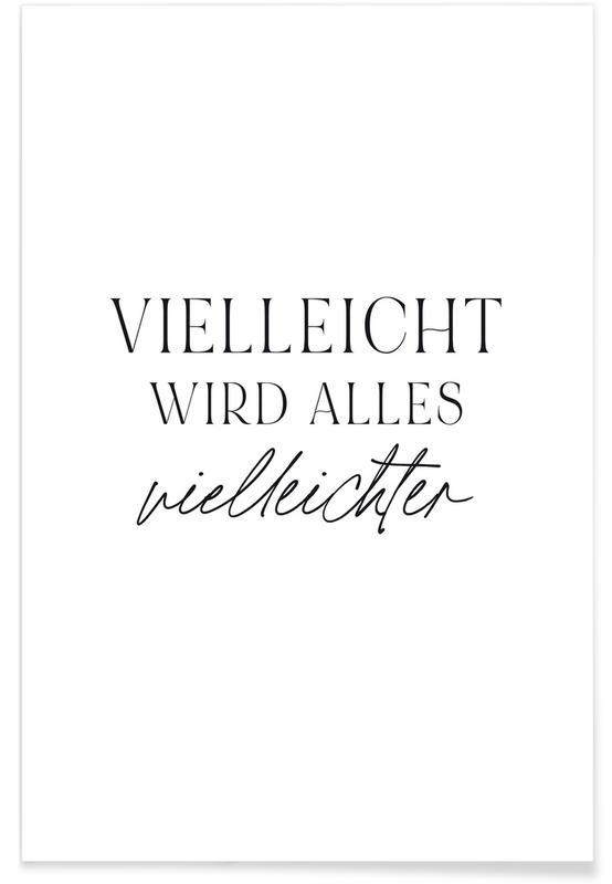 Citations et slogans, Vielleichter affiche
