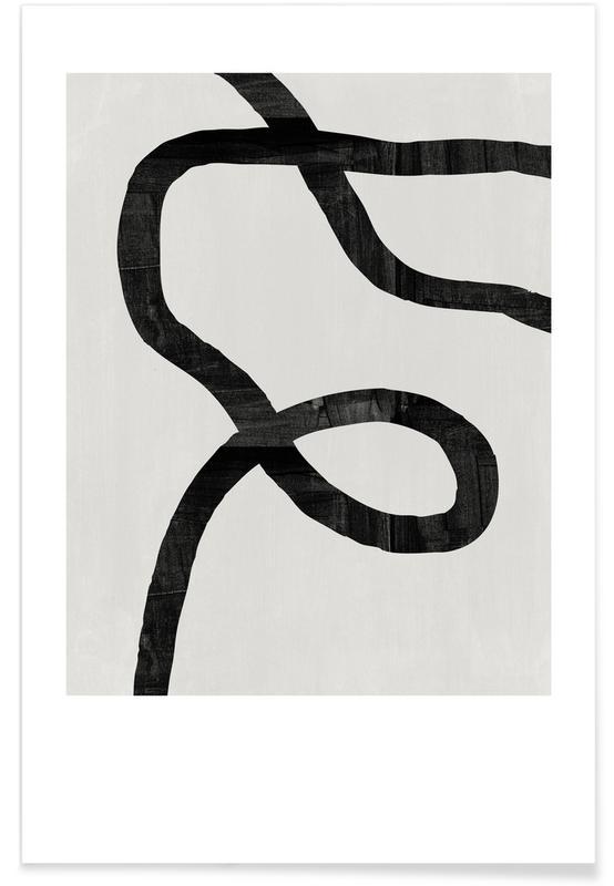 , The Line No. 1 affiche