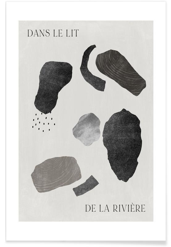 , Rivière poster
