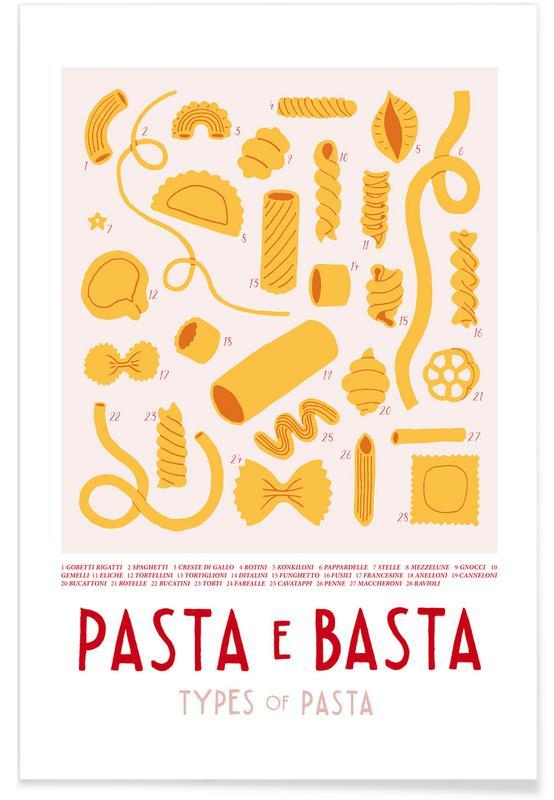 , Pasta e Basta affiche