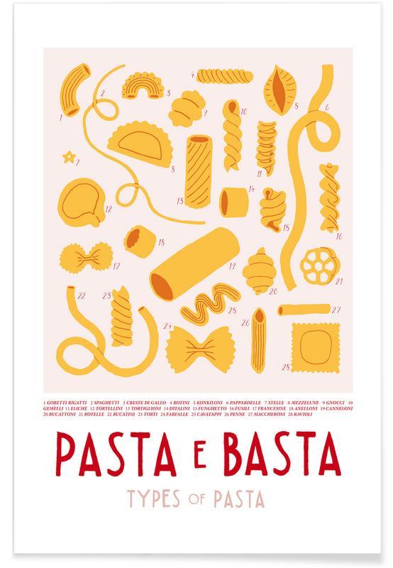 , Pasta e Basta poster