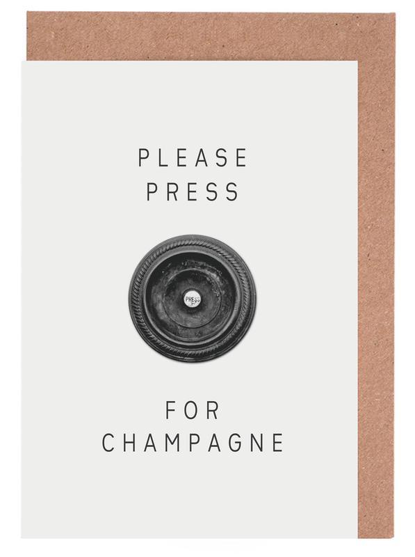 Please Press cartes de vœux
