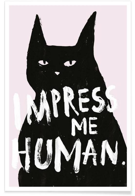 Impress Me -Poster
