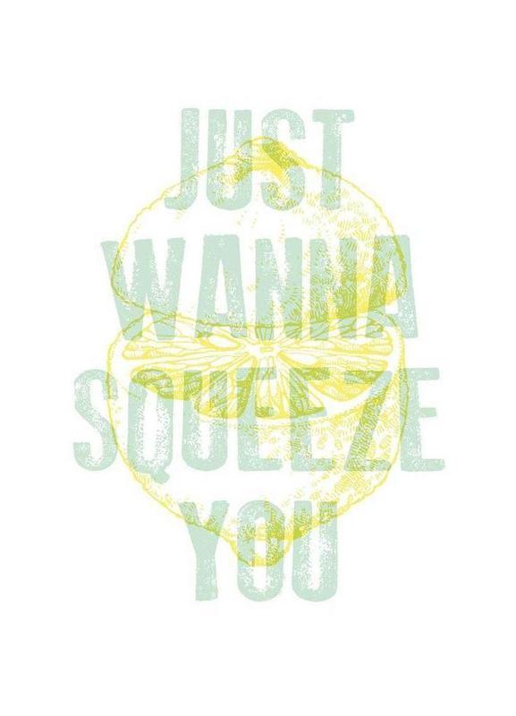 Squeeze -Leinwandbild
