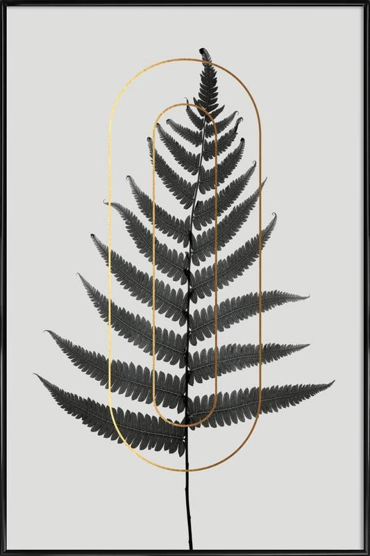 Plants O Framed Poster