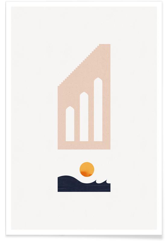, Iman -Poster