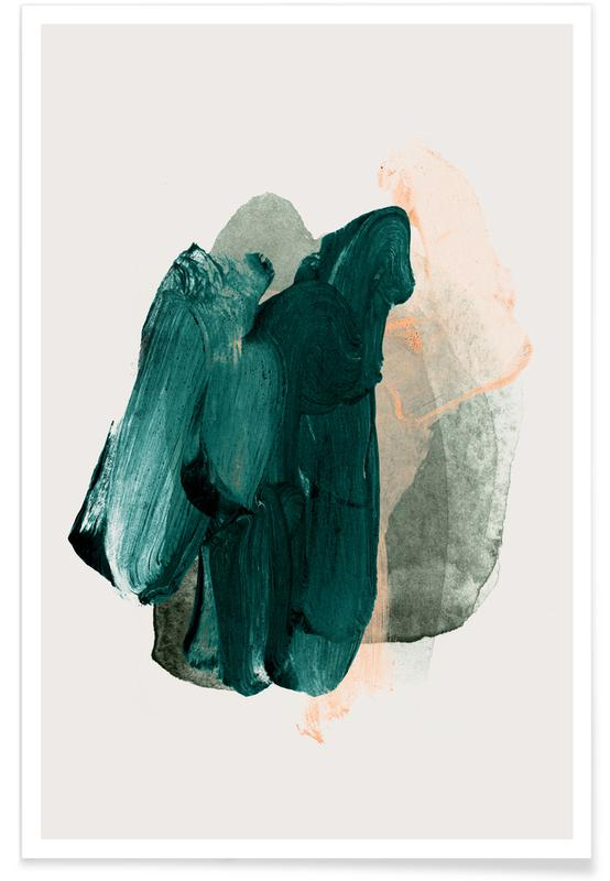 , Emeraldgreen poster