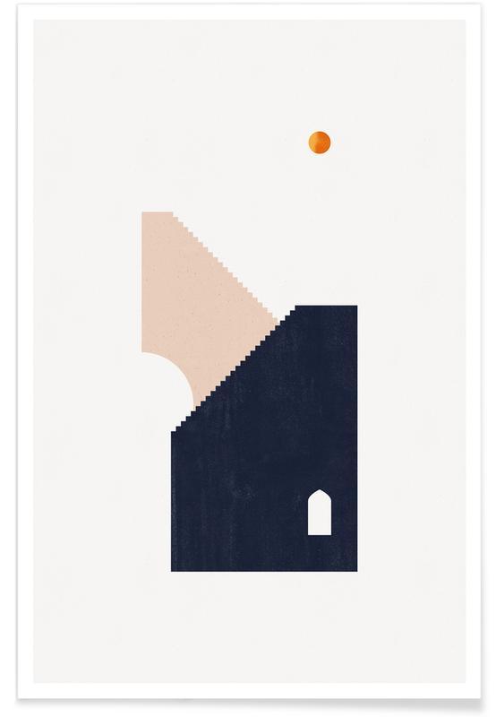 , Sahar Poster