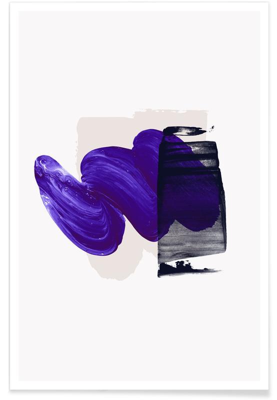 , Color Study 001 affiche