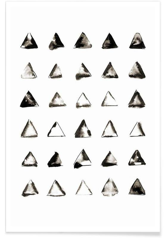 Triangles -Poster