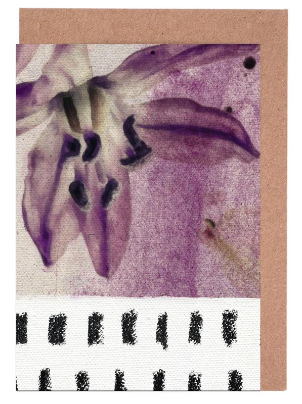 , Floral 1 Greeting Card Set