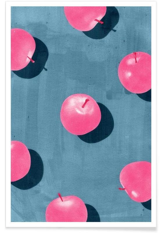 Appels, Fruit 9 poster