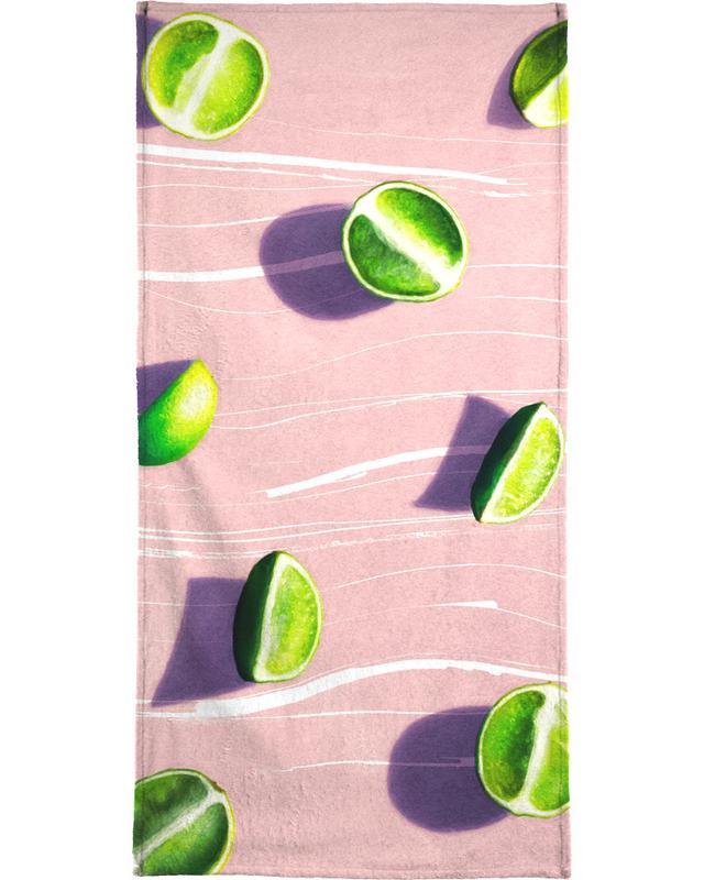 Fruit 10 serviette de plage