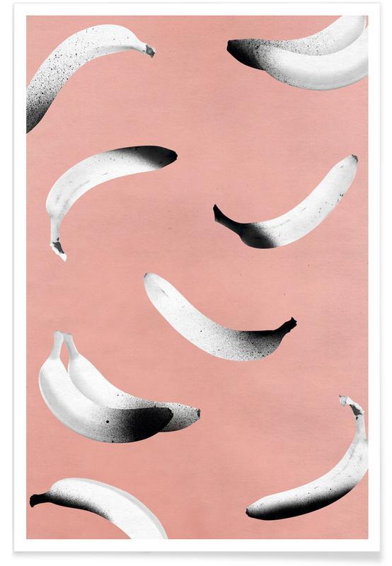 Bananen, B-A-N-A-N-A-S 2 poster