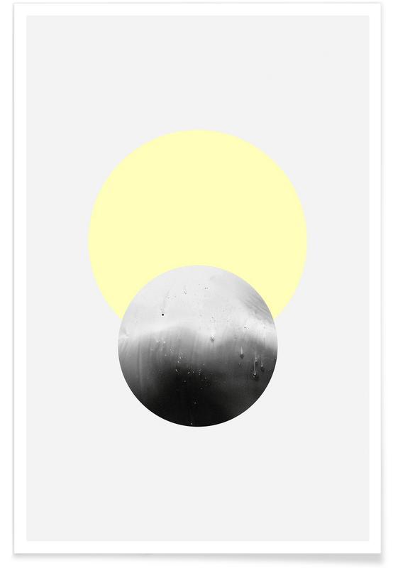 Sun & Moon -Poster