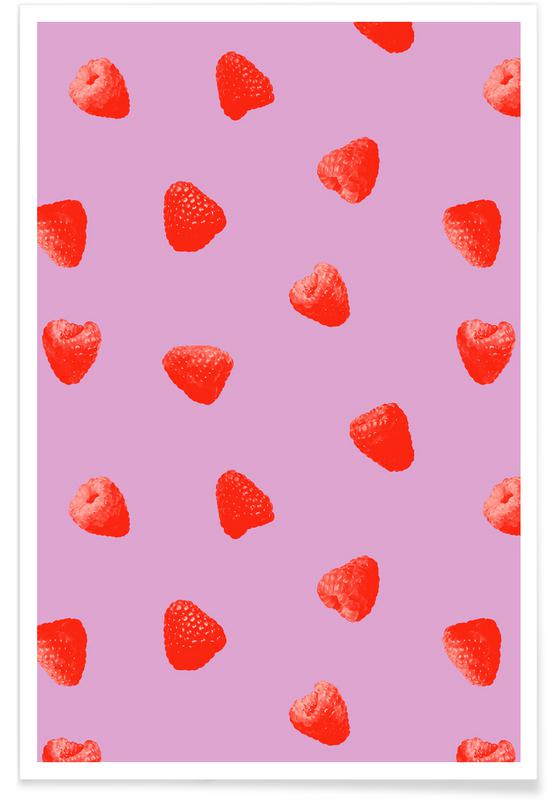 Baies, Raspberry Heaven affiche
