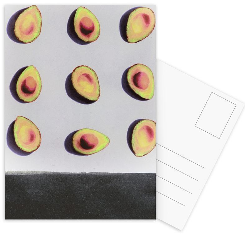Fruit 2 Postcard Set