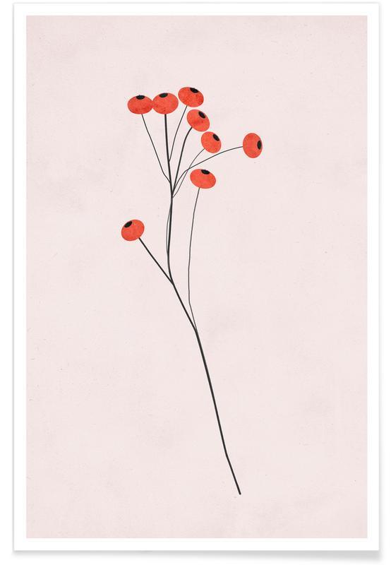 Bessen, Winter Fruits poster