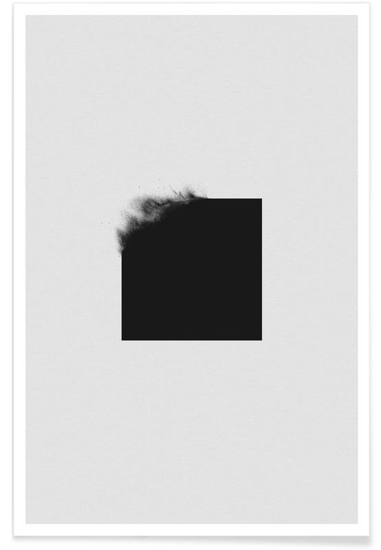 Black 02 -Poster
