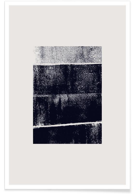 Zwart en wit, Hendrik poster