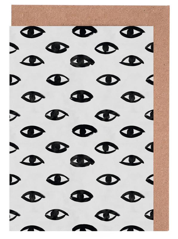 I See U Greeting Card Set