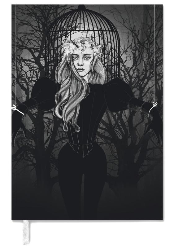 Zwart en wit, Queen Of The Forest agenda