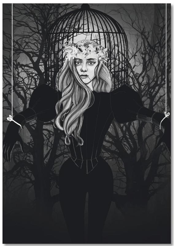Queen Of The Forest Notepad