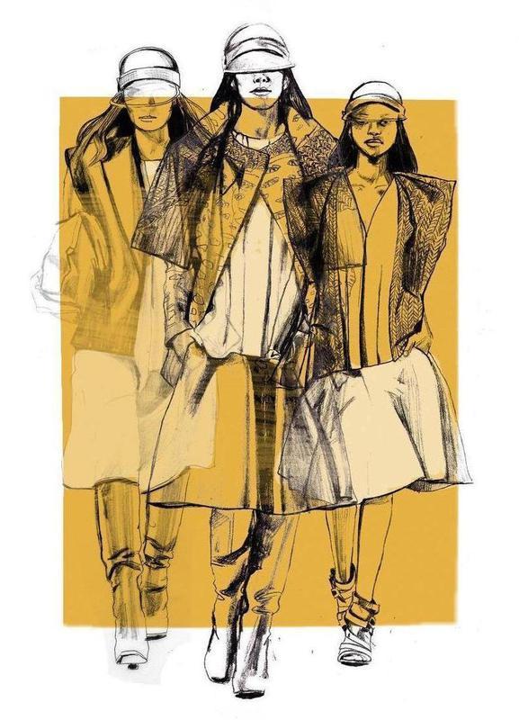 Balenciaga Canvas Print