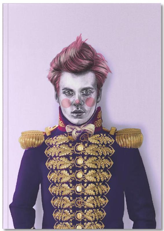 , Cirque 1 Notebook