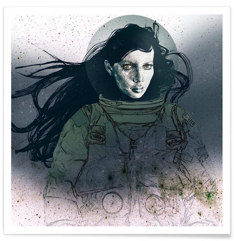 Astronauts, Astronaut 2 Poster