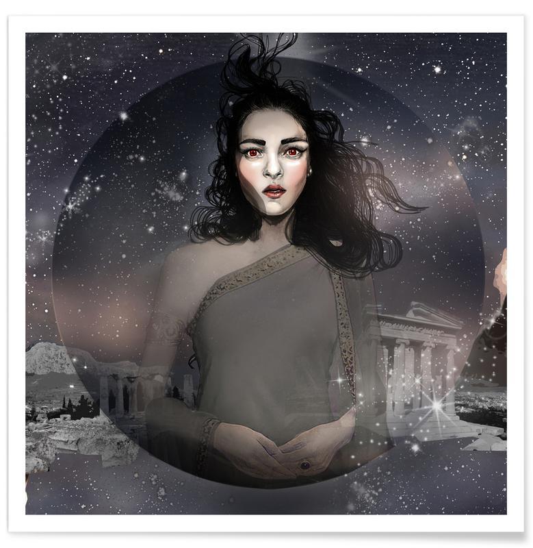 , Demetria -Poster