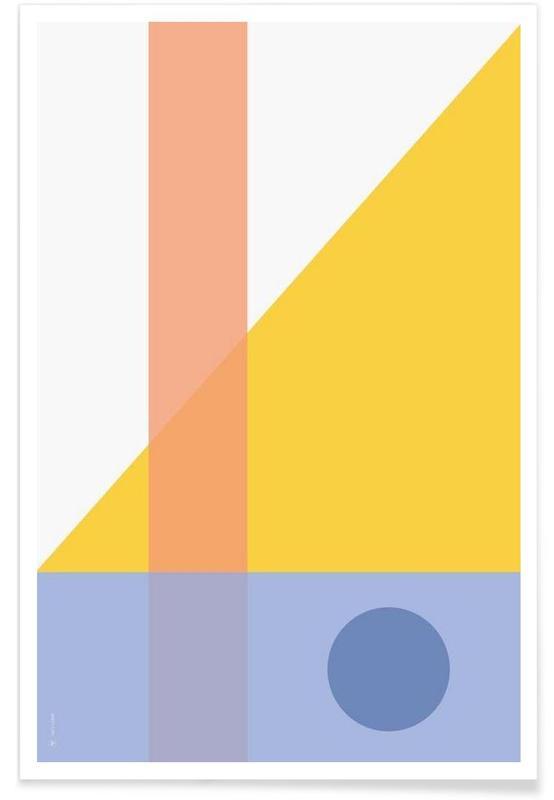 Geo Comp Poster