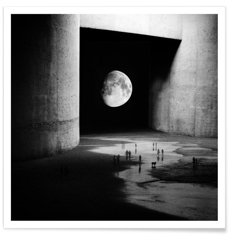 Mond, To the Moon -Poster