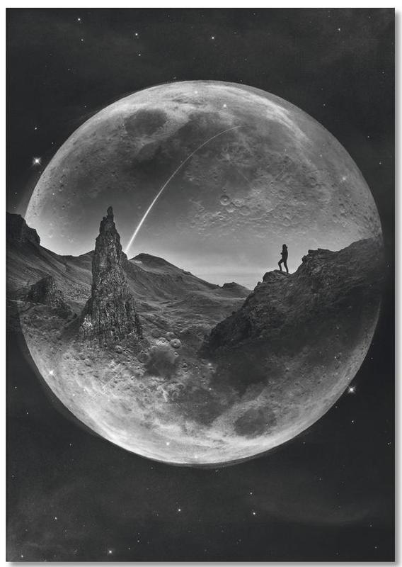 Moon Glow Notepad