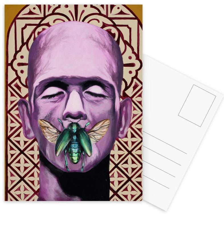 Films, Pop Art, Frank cartes postales