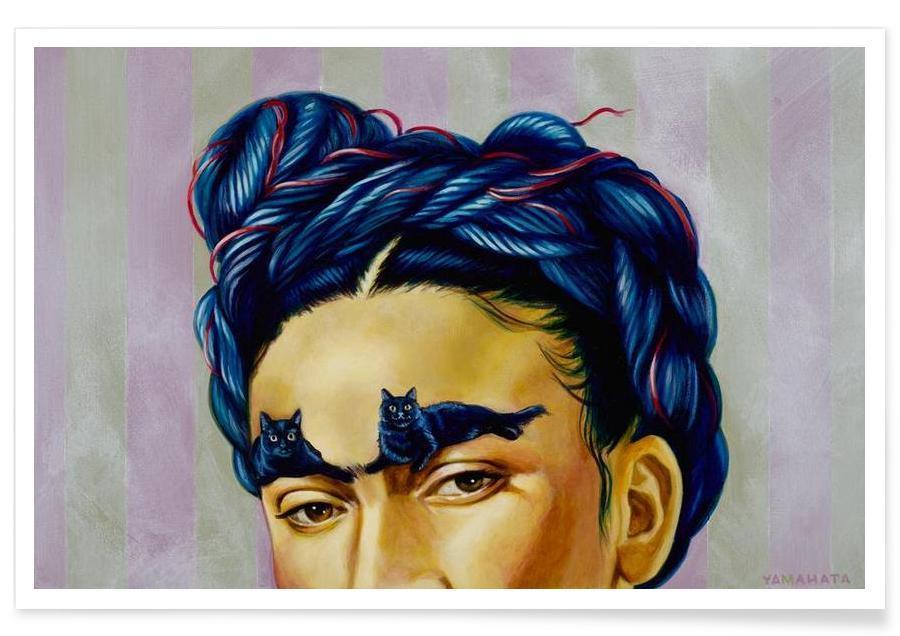 Frida Kahlo, Frida -Poster
