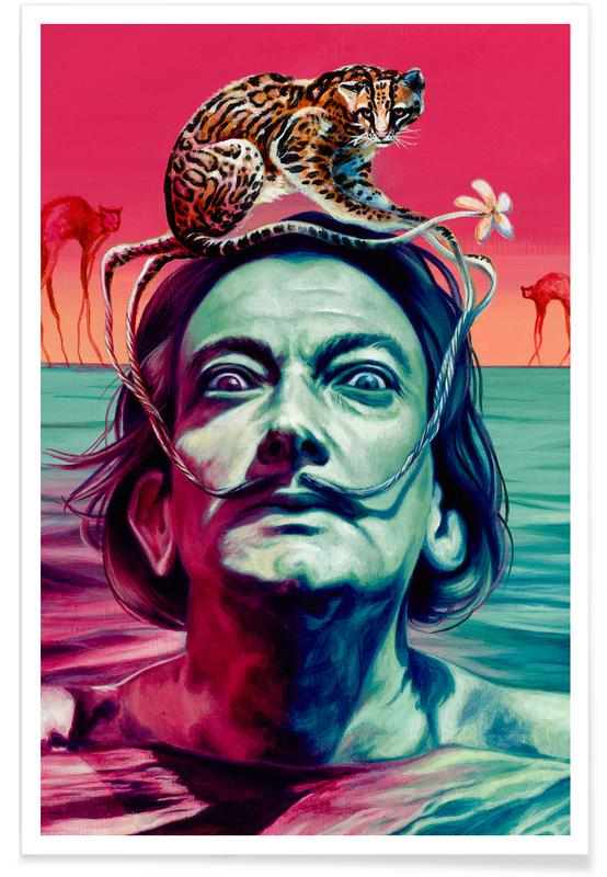 Salvador Dali, Dali Poster